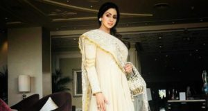 sridevi in manish malhotra collection, manish malhotra collection sridevi, sridevi look in manish malhotra collection