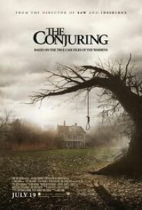 The Conjuring, The Conjuring poster, The Conjuring slasher movie