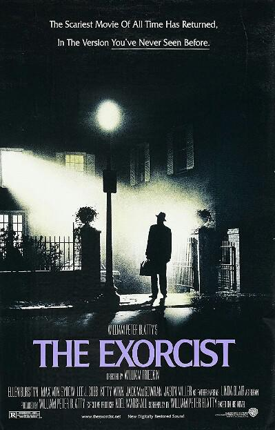 The Exorcist, The Exorcist poster, The Exorcist slasher movie