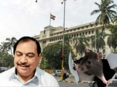 Eknath Khadse Questions Rat Scam, Rat Scam Probe, Mantralaya Rat Scam