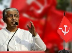 Manik Sarkar live party office, manik sarkar cpim office residence, manik sarkar simple lifestyle