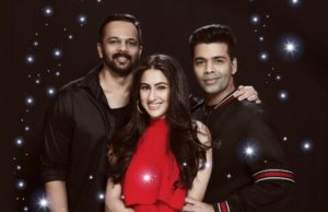 Sara Ali Khan Rohit Shetty Karan Johar, Sara Ali Khan movies, Sara Ali Khan debut news