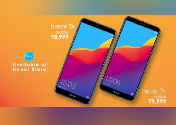 Honor 7A & Honor 7C, Honor 7A price, Honor 7A specs, Honor 7C specs, Honor 7C price, Honor 7A sale date, Honor 7C sales date