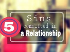 Sins in Relationship, is cheating a sin, is lying a sin in relationship, don't of relationship