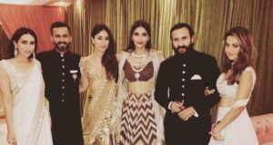 Sonam Kapoor Wedding, Exes at Sonam Kapoor WEdding, Images sonam kapoor wedding