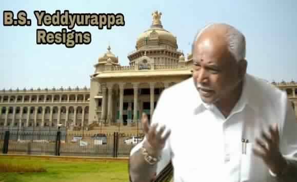 Yeddyurappa Resigns, BJP loses Karnataka, Karnataka Floor Test, BJP floor test failure 2018,