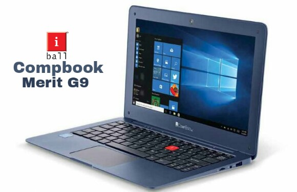 iBall Compbook Merit G9, Compbook Merit G9, Merit G9 Laptop, Iball Compbook Price