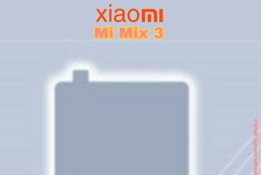 Mi Mix 3 Render, Mi Mix 3 leak, Mi Mix 3 rumour