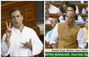 No Confidence Motion, No Confidence Motion debate, congress vs BJP lok sabha, lok sabha debate