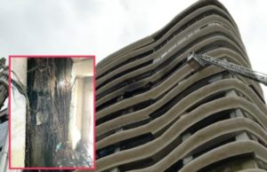 Crystal Tower Fire Incident, Bhoiwada fire incident, supariwala builder arrested, parel fire incident