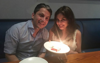 Lisa Ray & Jason Dehni, bollywood actress with international husband, desi diva with international husband