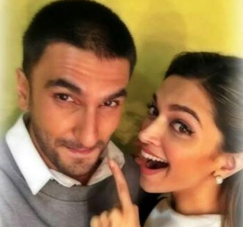 RANVEER SINGH AND DEEPIKA PADUKONE, mischievous couples of bollywood, notorious bollywood couples, young bollywood couples