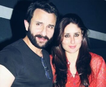 SAIF ALI KHAN & KAREENA KAPOOR KHAN, best popular bollywood couples, best on screen bollywood couples