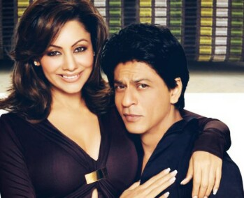 SHAH RUKH KHAN & GAURI KHAN, best bollywood couples, bollywood couples all time