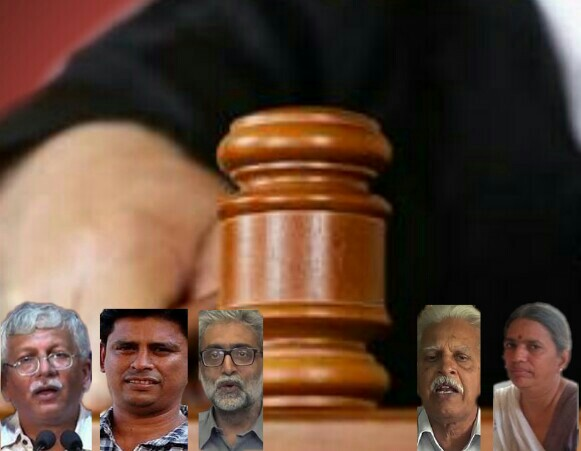 Bhima Koregaon SC Verdict, verdict on bhima koregaon, elgar parishad verdict, sc verdict on bhima koregaon, sc verdict on arrested activists