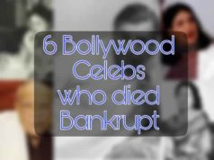 Bollywood Celebs who died Bankrupt, bankrupt celebs, celebs who died poor