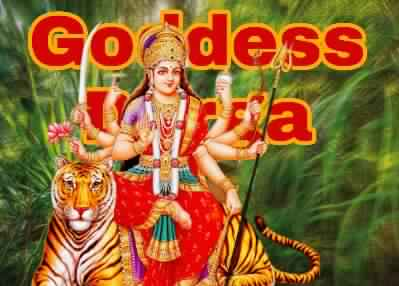 Goddess Durga, durga known fro angry, angry durga, goddess durga known for anger