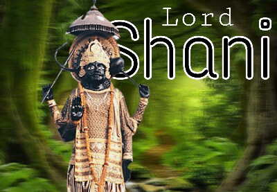 Lord Shani, Lord Shani angry, angry Lord Shani, shani known for anger