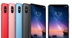 Redmi Note 6 Pro, leaked image of Redmi Note 6 Pro, Redmi Note 6 Pro news, tech news september 2018