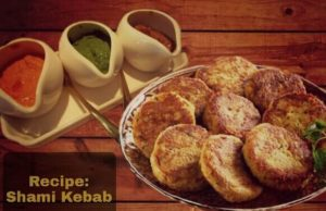 Shami Kebab, recipe for Shami Kebab, Shami Kebab cooking tips