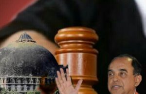 Subramanian Swamy on Ram Mandir construction, ram mandir demolition verdict, verdict on ram mandir construction, ram mandir construction,