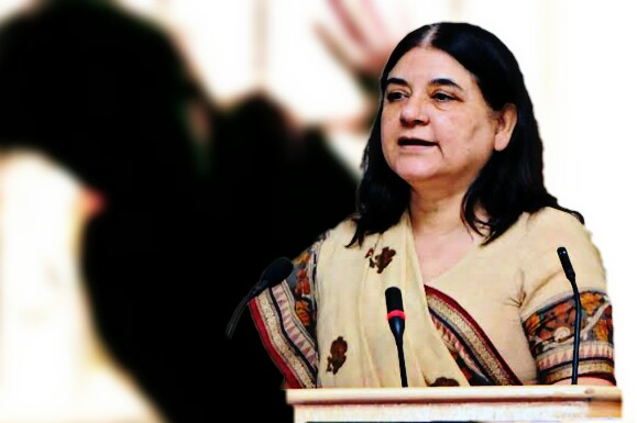 Maneka Gandhi on Sexual Harassment, maneka gandhi on tanushree dutta, tanushree and maneka gandhi