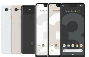 Pixel 3 and Pixel 3 XL, specs of Pixel 3 and Pixel 3 XL