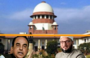 Swamy vs Owaisi, sc order on ayodhya