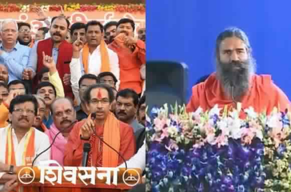 Shiv Sena chief in Ayodhya, ayodhya 2018 protest, sant sansad 2018, uddhav thackeray in ayodhya