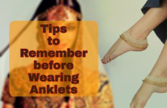 Tips before wearing Anklets, anklet types, tips for anklet wearing, anklet tips