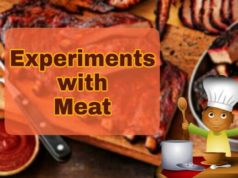 different cuisines from meat