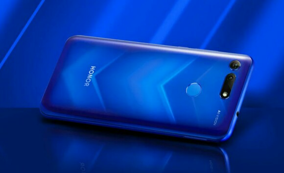 Honor View 20 with Hole-in-the-Display for 25-megapixel