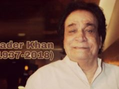 Kader Khan death, Kader Khan passes away, what disease kader khan had