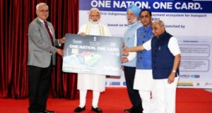 One nation. One card, launch in india
