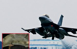 pakistan usage of f16 falcon against india,