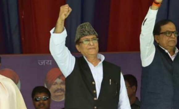 Azam khan after voting, Azam khan hang me from Qutub Minar controversy
