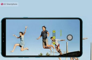 LG patents triple lens selfie camera,