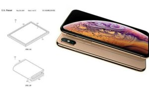 Foldable idevices, foldable apple smartphone, foldable smartphone of apple