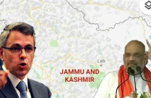 Omar Abdullah Vs Amit Shah, delimitation of assembly constituencies,