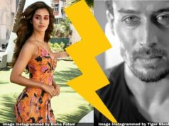 Disha Patani breaks up with tiger Shroff, tiger Shroff and Disha Patani, Disha Patani relationship with tiger shroff