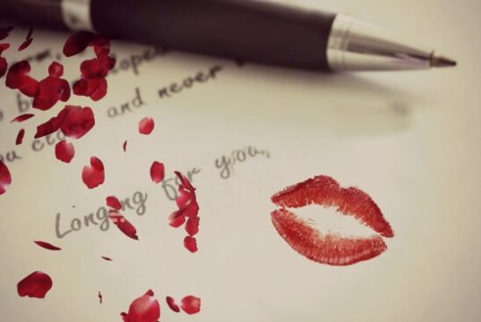 Love letter is better than calls or text msg, importance of love letter, significance of love letter