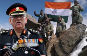 Bipin Rawat roars on 20th Kargil War anniversary, Kargil 20th anniversary, Bipin Rawat on Kargil war