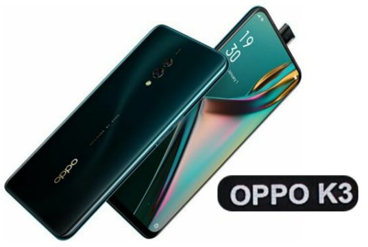 Oppo K3 Launched in India, Oppo K3 in India, Oppo K3 price in India