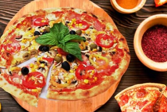 Pizza nutritional value, pizza nutrients content, pizza nutritional information, pizza fat content
