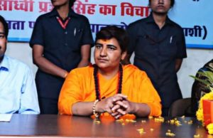 Pragya Thakur claims marak Shakti behind deaths of BJP leaders, pragya Thakur on Sushma swaraj death, pragya Thakur on Arun Jaitley death