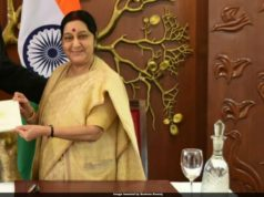 Sushma Swaraj dies, Sushma Swaraj dies at 66, Sushma Swaraj dies on 6 August 2019