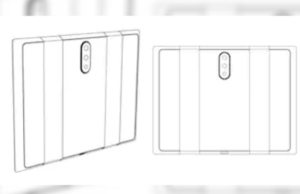 Patent for foldable smartphone by Xiaomi, Xiaomi Foldable smartphone,