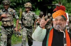 Amit Shah in Action in Kashmir, Modi government against article 35a, BJP against article 35a,