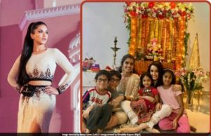 Sunny Leone on Ganesh Chaturthi, Shraddha Kapoor Ganpati celebration, Ganesh Chaturthi celebration by Bollywood celebs 2019