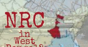 NRC controversy, NRC controversy in West Bengal